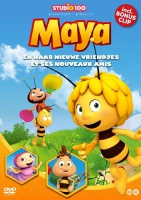 Maya - Maya En Haar Nieuwe Vrienden (DVD)
