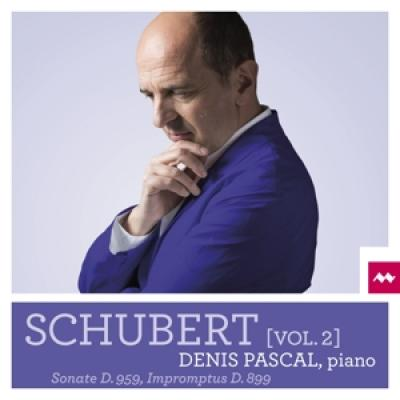 Denis Pascal - Schubert Vol.2