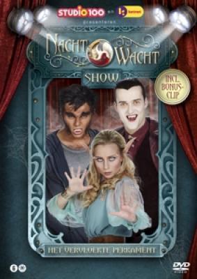 Nachtwacht - Show Het Vervloekte Perkament (DVD)