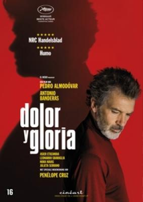 Pedro Almodovar - Dolor Y Gloria (DVD)
