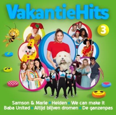 Various Artists - Studio 100 Vakantiehits Vol. 3