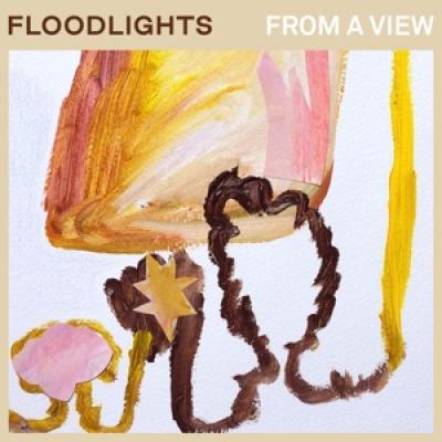 Floodlights - From A View (Ochre Vinyl) (LP)