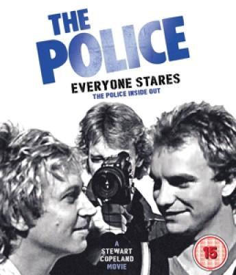 Police - Everyone Stares - The Police Inside Out (BLURAY)