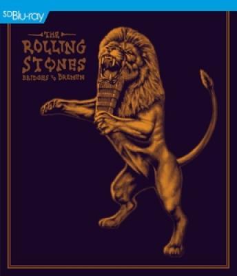 Rolling Stones - Bridges To Bremen BLURAY+2CD