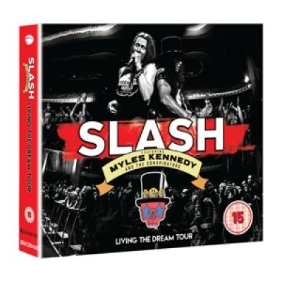 Slash - Living The Dream -Live (2CD+BLURAY)