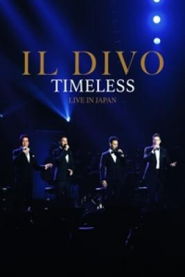 Il Divo - Timeless Live In Japan (BLURAY)