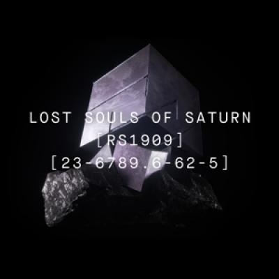 Lost Souls Of Saturn - Lost Souls Of Saturn (2LP)