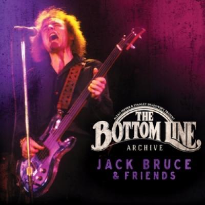 Bruce, Jack & Friends - Bottomline Archive Series (2CD)