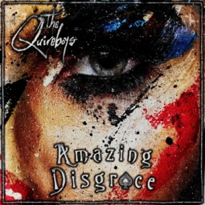 Quireboys - Amazing Disgrace (Blue Vinyl) (LP)