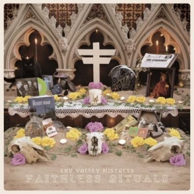 Sky Valley Mistress - Faithless Rituals (Green Splatter Vinyl) (LP)