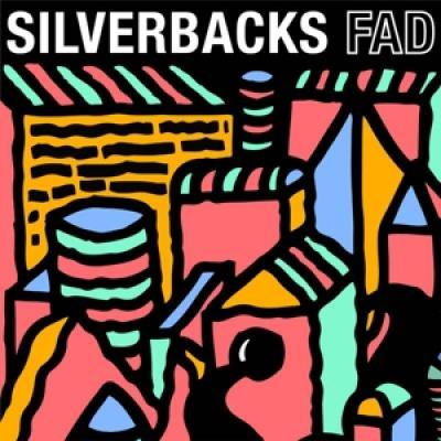 Silverbacks - Fad (Blue Vinyl) (LP)