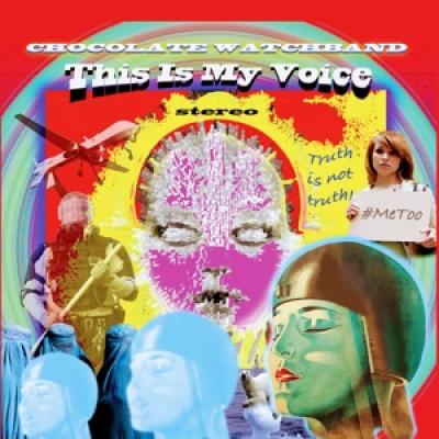 Chocolate Watchband - This Is My Voice (LP)