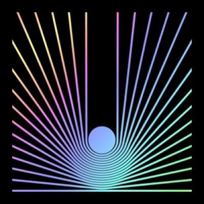 Utopia Strong - Utopia Strong (Blue Vinyl) (LP)