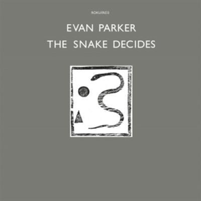 Parker, Evan - Snake Decides (LP)