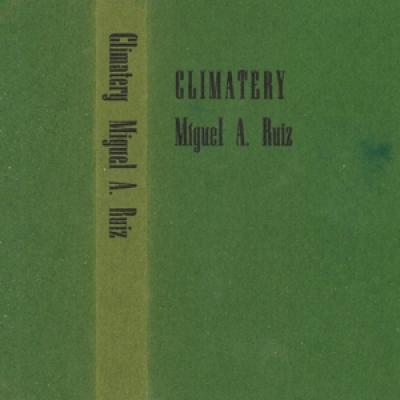 Ruiz, Miguel A. - Climatery (LP)