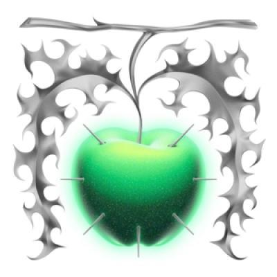 Cook, A.G. - Apple (LP)