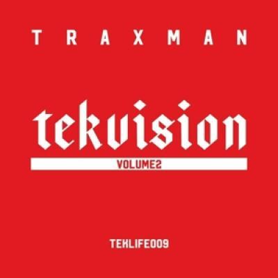 Traxman - Tekvision Vol.2 (LP)