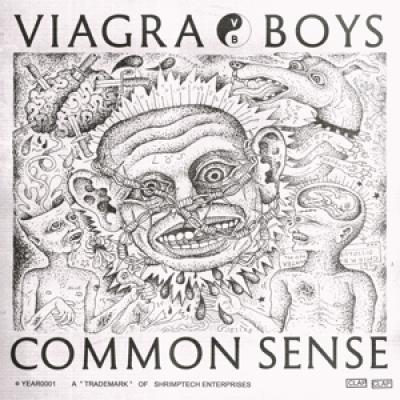 Viagra Boys - Common Sense (Vibrant Blue Vinyl) (12INCH)
