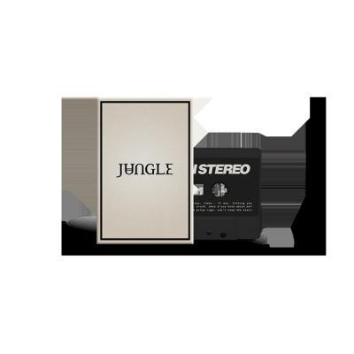 JUNGLE - Loving In Stereo (Music Cassette)