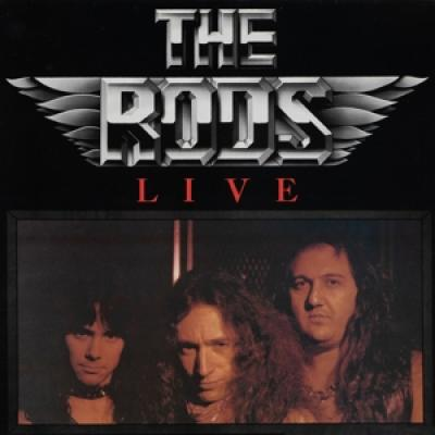 Rods - Rods Live