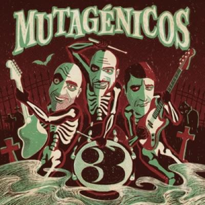 Mutagenicos - Three (LP)