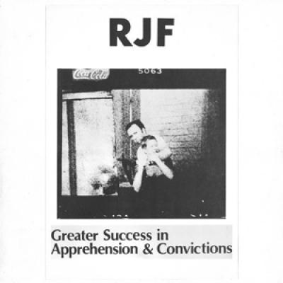 Rjf - Greater Success  (In Apprehensions & Convictions) (LP)