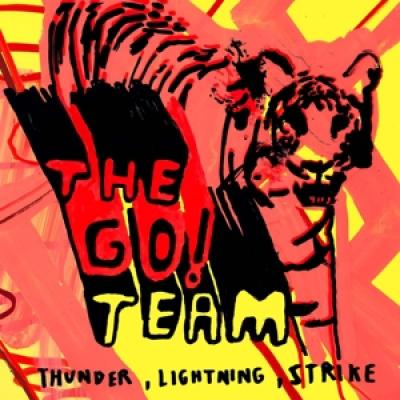 Go! Team - Thunder, Lightning, Strike (Silver Vinyl) (LP)