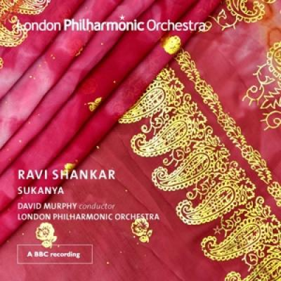 London Philharmonic Orchestra David - Ravi Shankar Sukanya (2CD)