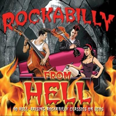 V/A - Rockabilly From Hell (2CD)