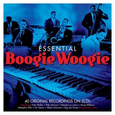 V/A - Essential Boogie Woogie (2CD)