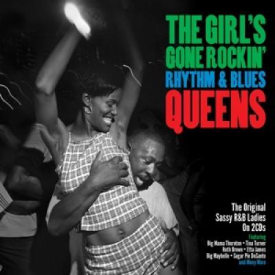 V/A - Girl'S Gone Rockin' - R&B Queens (2CD)