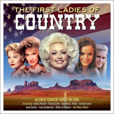 V/A - First Ladies Of Country (2CD)