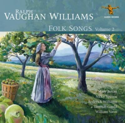 Vaughan Williams - Folk Songs Volume 2 (Mary Bevan, Nicky Spence, Roderick Williams,)
