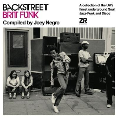 V/a - Backstreet Brit Funk Vol.1 2LP