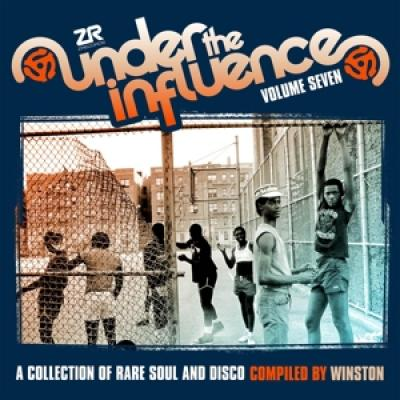V/a - Under The Influence 7 2LP