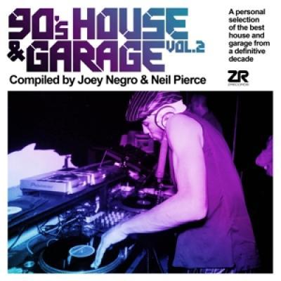 V/A - 90'S House & Garage Vol.2 (2CD)