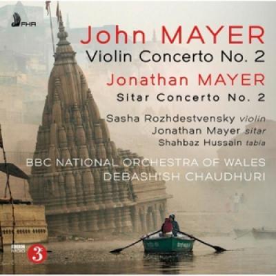 Bbc National Orchestra Of - John Mayer: Violin Concerto No. 2