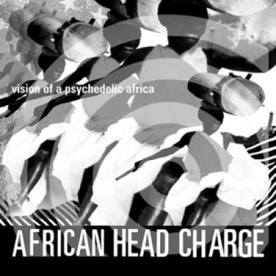 African Head Charge - Vision Of A Psychedelic Africa (2LP)