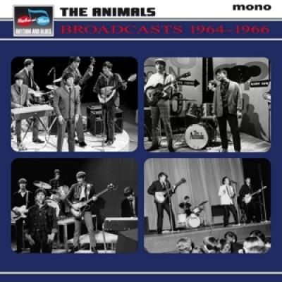 Animals - The Complete Live Broadcasts 1: 1984-1966 (2CD)