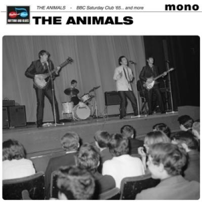 Animals - Bbc Saturday Club '65...And More (LP)