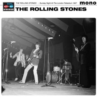 Rolling Stones - Sunday Night At The London Palladium 1967 (7INCH)