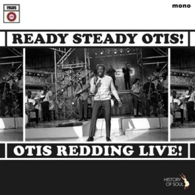 Redding, Otis - Ready, Steady, Otis! (Live) (LP)