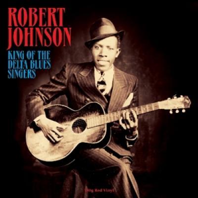 Johnson, Robert - King Of The Delta Blues (LP)