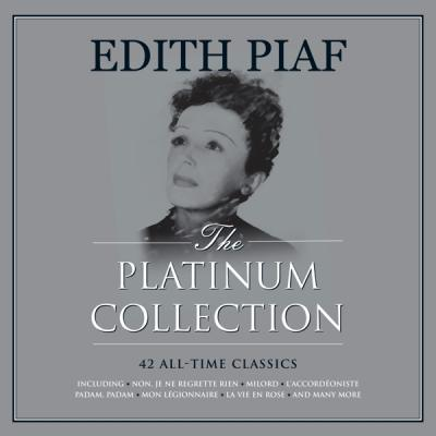 Piaf, Edith - The Platinum Collection (3LP)