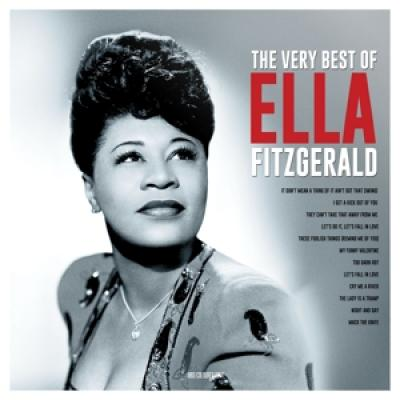 Fitzgerald, Ella - Very Best Of (Electric Blue Coloured Vinyl) (LP)