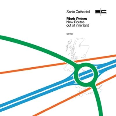 Peters, Mark - New Routes Out Of Innerland (Green Vinyl) (LP)