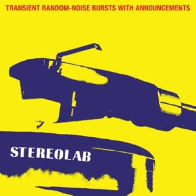 Stereolab - Transient Random-Noise Bursts With Announcements CLEAR VINYL