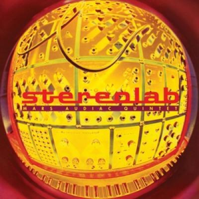 Stereolab - Mars Audiac Quintet 3LP