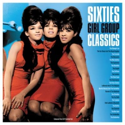 V/A - Sixties Girl Group Classics (Blue Vinyl) (3LP)