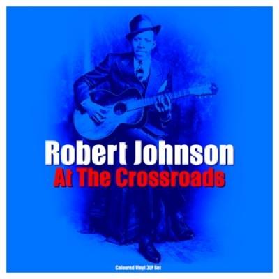 Johnson, Robert - Cross Road Blues (Transparent Vinyl) (3LP)